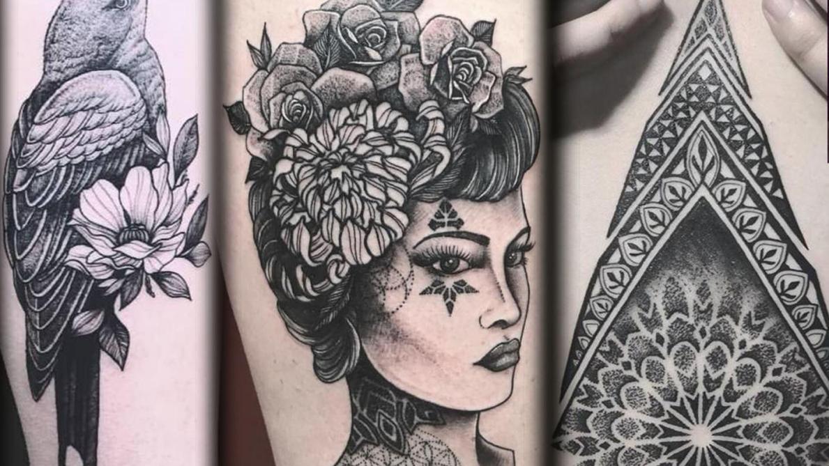 6e Convention Tattoo Troyes : tout un week-end dédié aux tatouages - L'Est Eclair