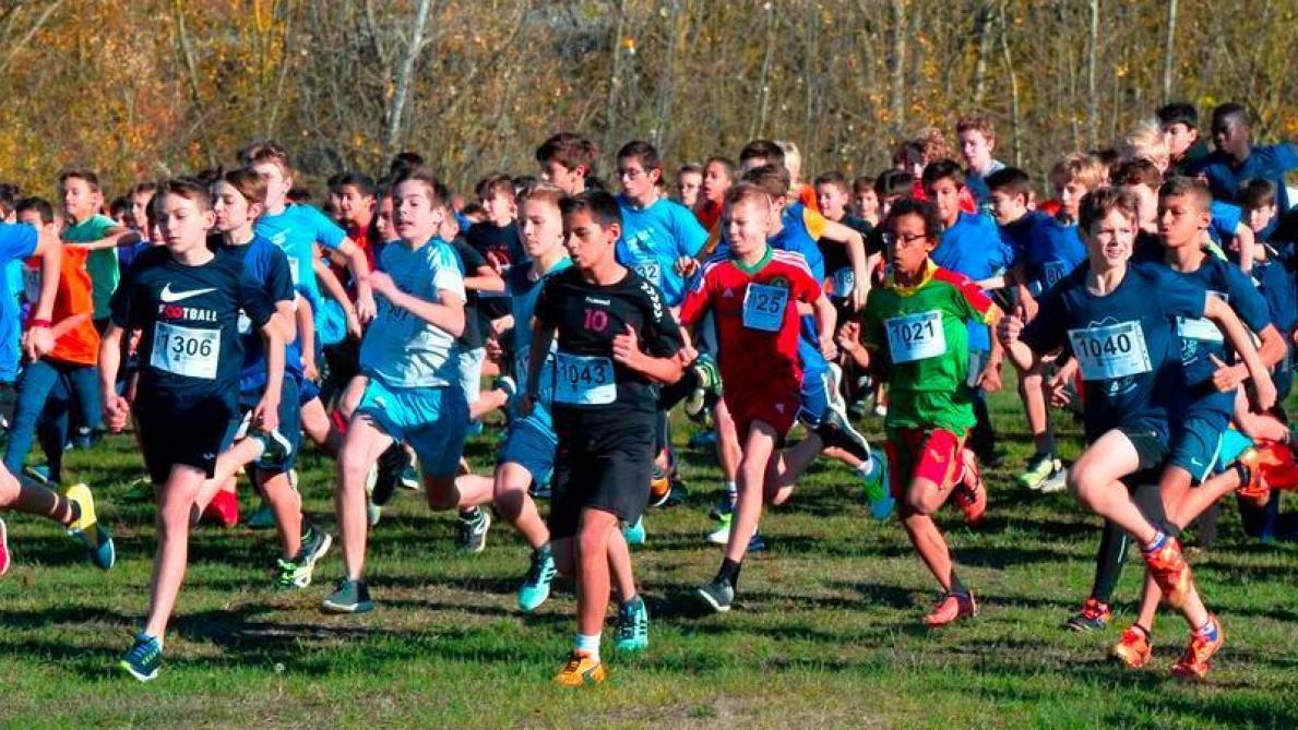 Calendrier Championnat De France Unss 2022 Cross country. L'hippodrome de Reims accueillera le championnat de