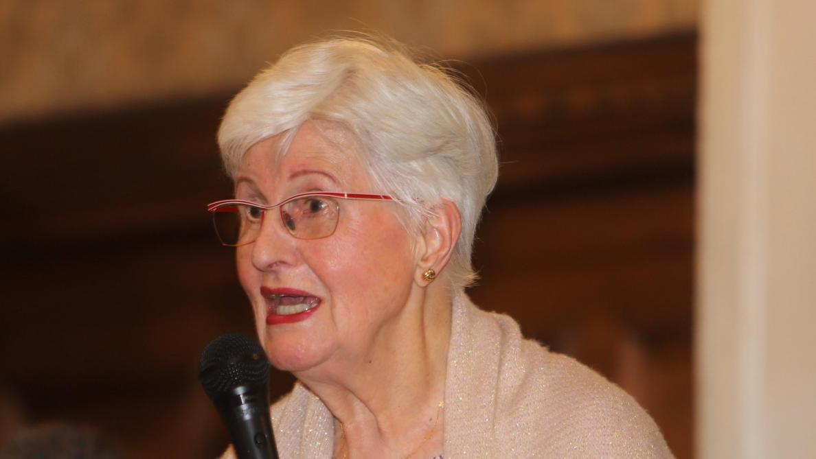 Lili Leignel, rescapée de la mort, reçue à Troyes - L'Est Eclair