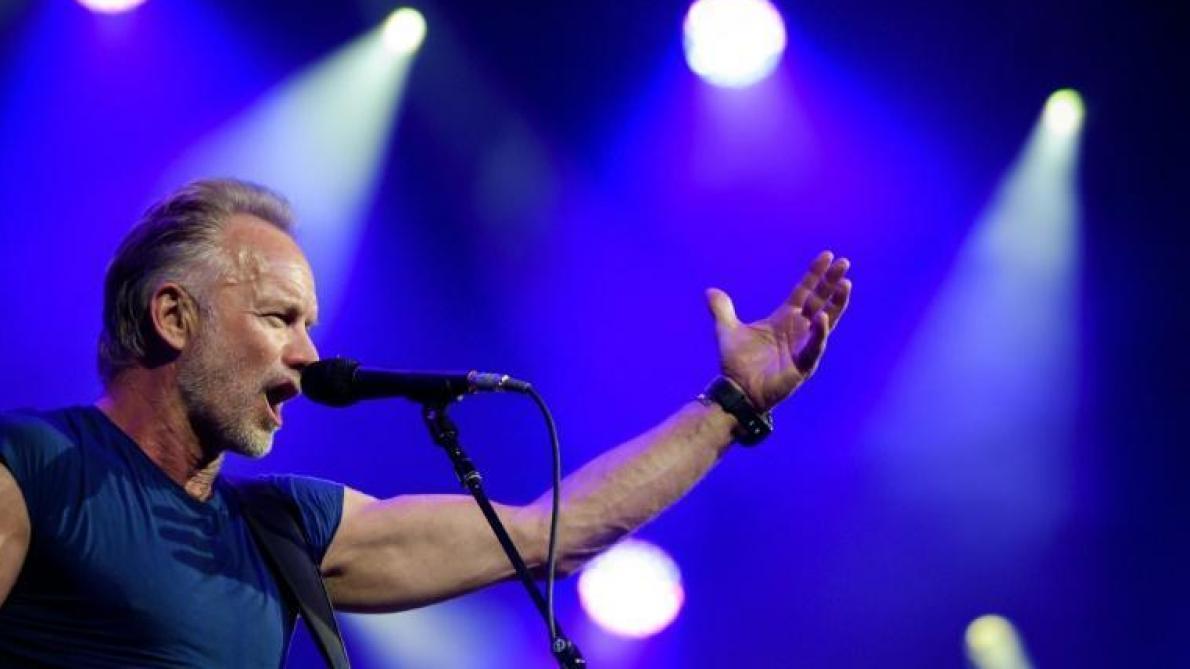 Sting en concert au château de Chambord l'été prochain — Événement