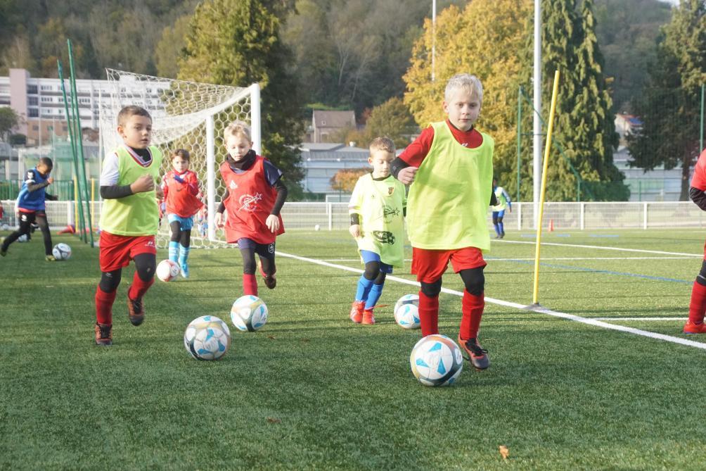 PHOTOS. Football: l'US Laon fière de sa relève - L'Union