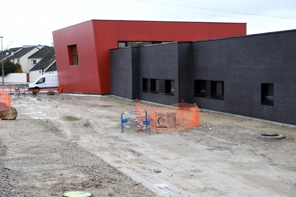 La nouvelle Maison de quartier Épinettes à Reims ouvrira le 2 décembre - L'Union