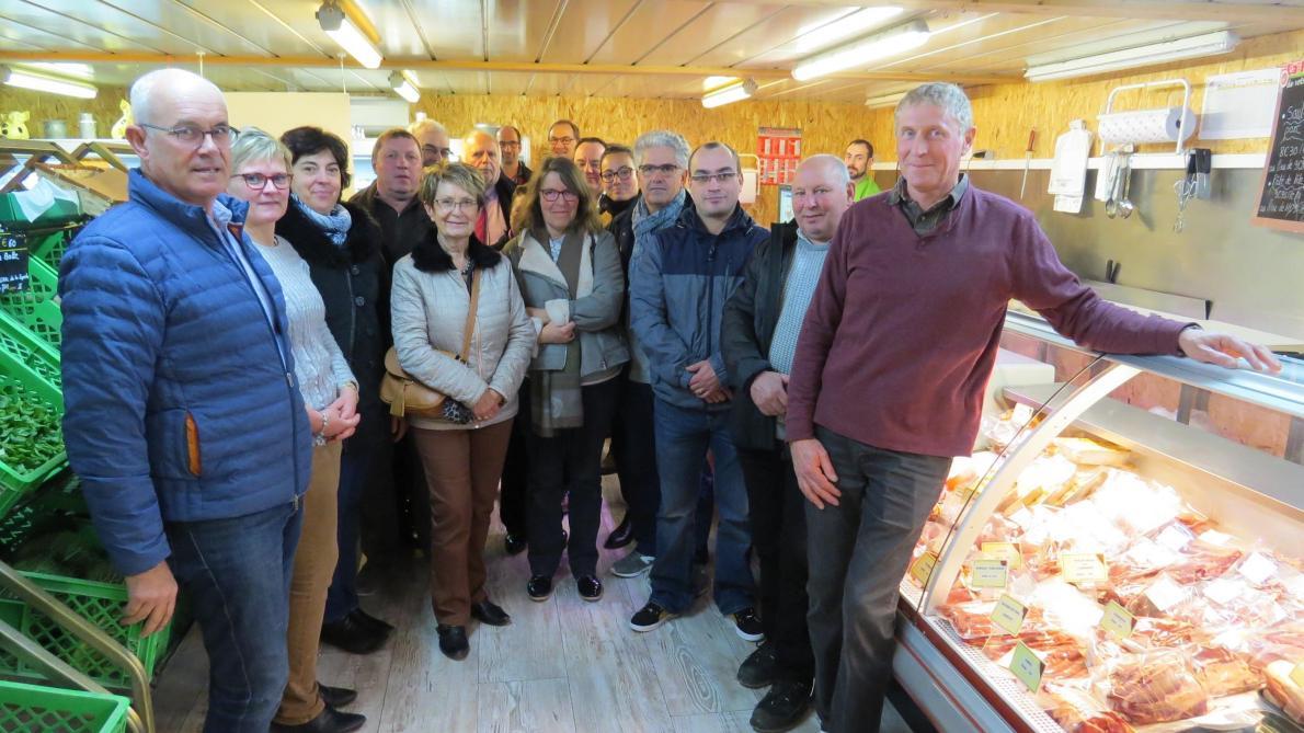 Romilly-sur-Seine : les « agris » s'intéressent aux circuits courts - L'Est Eclair