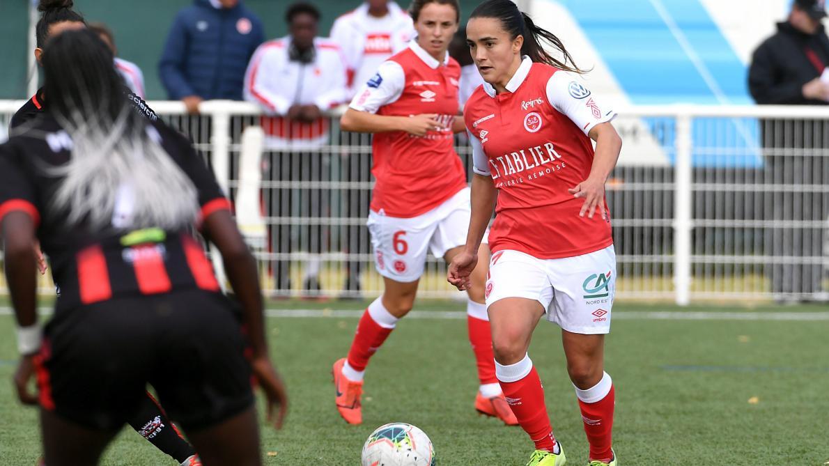 Football D1 Feminine Le Stade De Reims Poursuit Sa Moisson A L