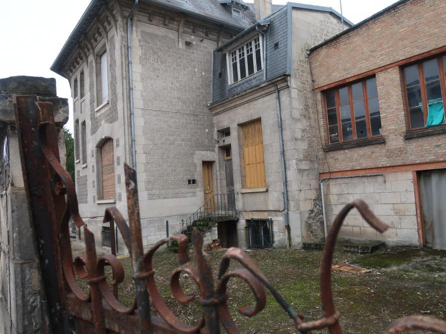 L'histoire épique de la grande bâtisse de l'avenue de Reims, à Soissons - L'Union