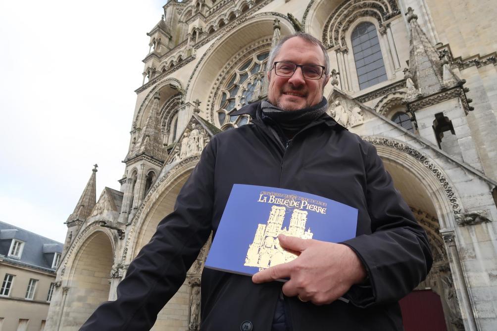 Un ouvrage plein d'infos inédites sur la cathédrale de Laon - L'Union