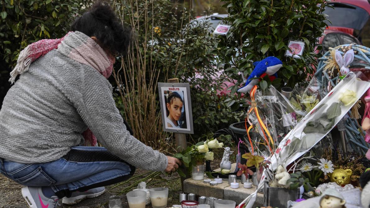 Des vols sur la tombe de Maëlys, tuée par Nordahl Lelandais — Isère