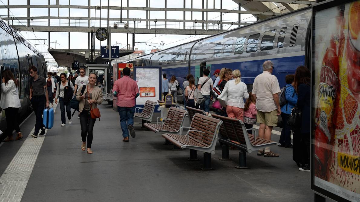 Grève du 5 décembre : La SNCF bloque les réservations pour les trains