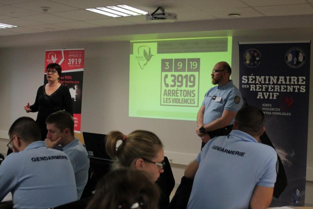 Dans le département, 41 gendarmes dont les tâches sont multiples, ont acquis des savoirs qui font d'eux des spécialistes des violences intra familiales.