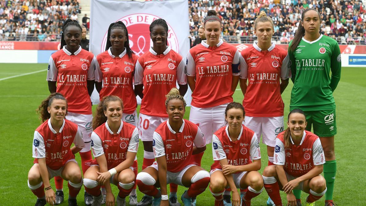 Football D1 Feminine Le Stade De Reims S Incline A Bordeaux