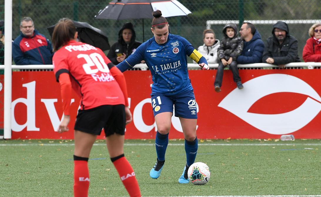 Football D1 Feminine Le Stade De Reims Termine 2019 Sur Une