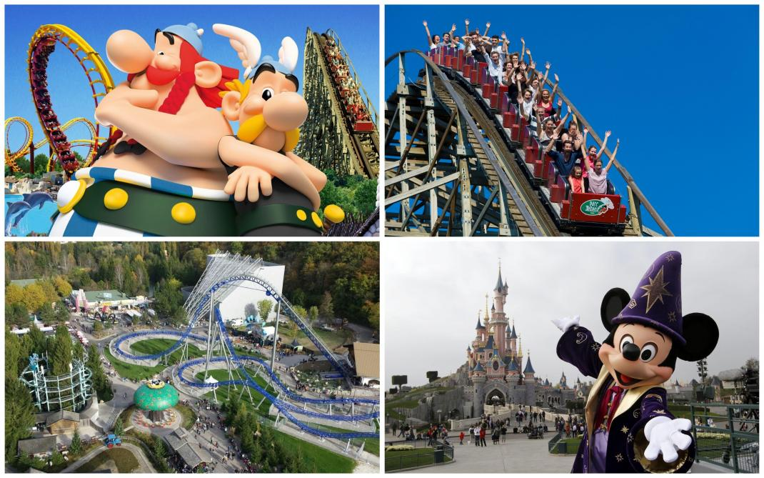 parcs d attractions