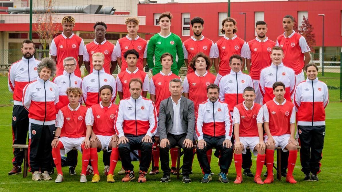 Les jeunes Rémois sont qualifiés pour les 16es de finale de la coupe Gambardella.