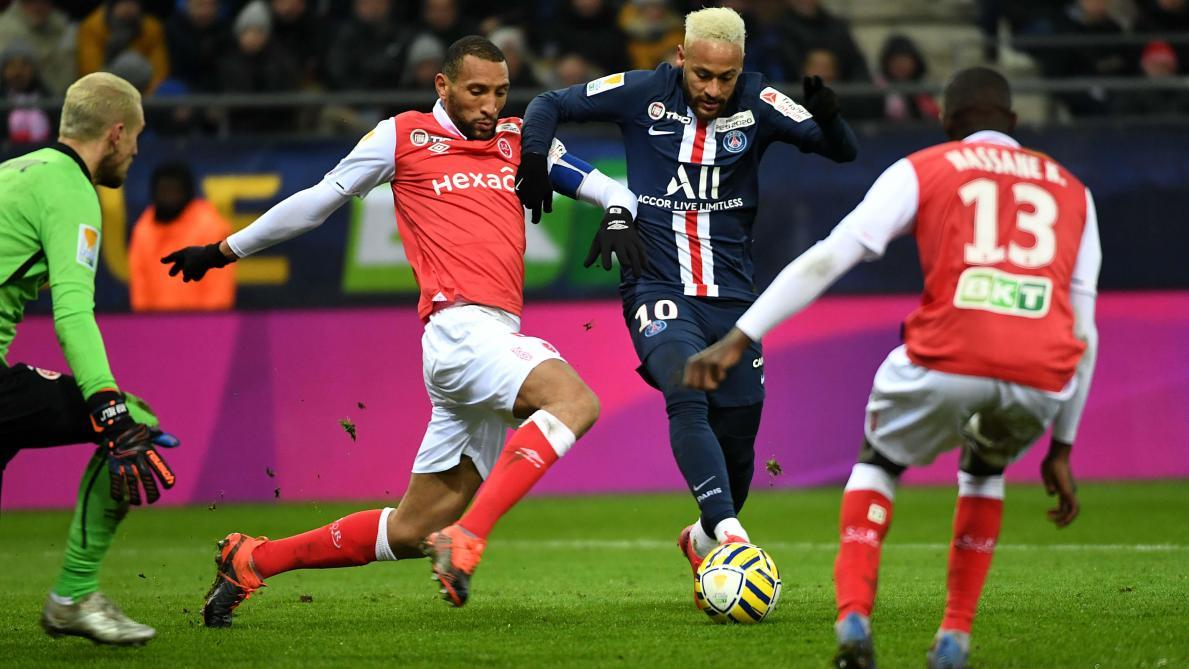 VIDÉO. Football (Coupe de la Ligue). Yunis Abdelhamid après Stade de Reims  - Paris Saint-Germain : « Il faut vite passer à autre chose »