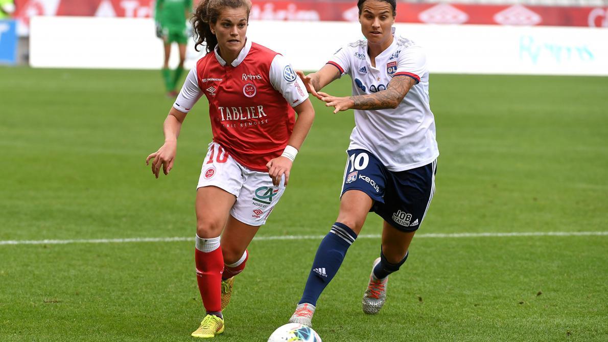 Football Division 1 Feminine Le Stade De Reims A Craque Apres Le Repos A Lyon