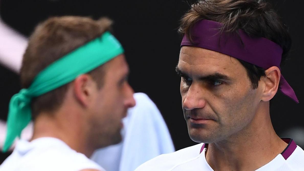 Open d'Australie > LIVE - Federer est mené deux sets à un par Sandgren