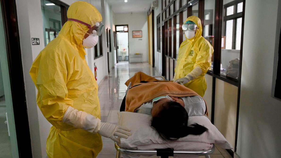 Coronavirus le nombre de cas augmente après un changement dans le mode de détection