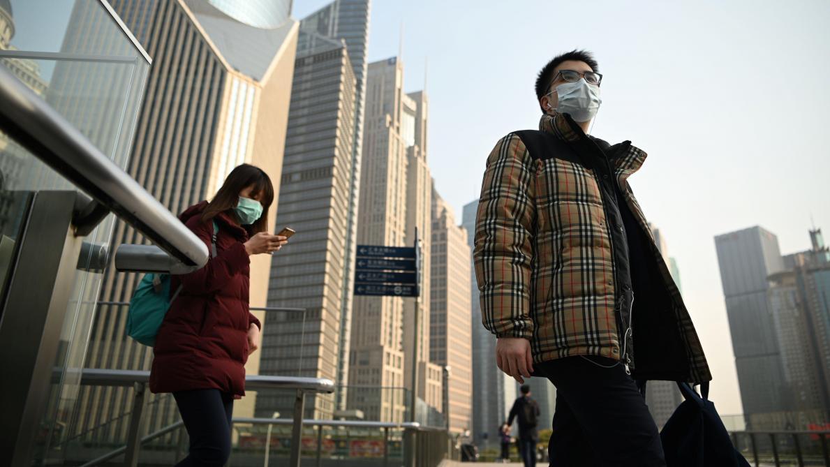 Coronavirus le nombre de décès quotidien repart à la hausse en Chine