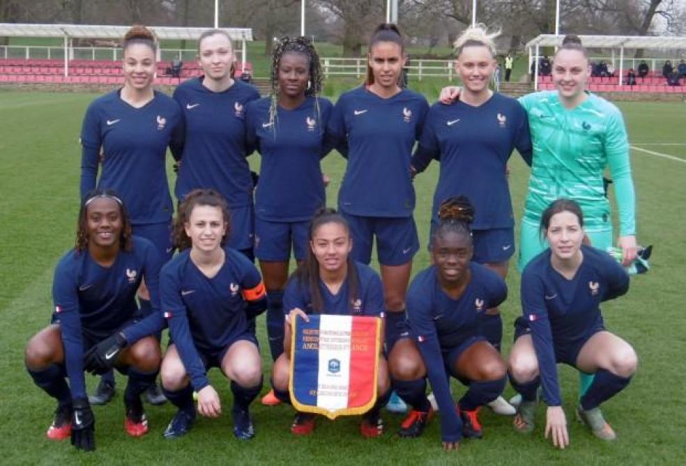 Football D1 Feminine Bilan De La Treve Internationale Pour Les Joueuses Du Stade De Reims En Selection