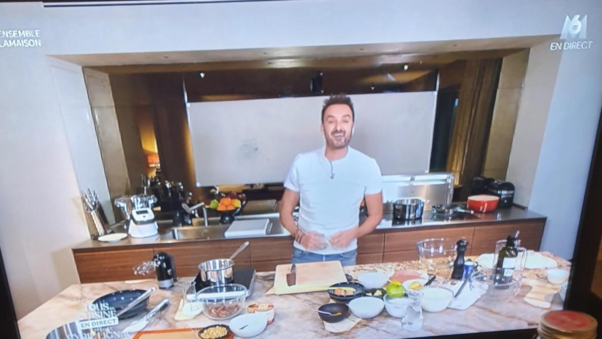 J Ai Teste Un Dessert En Direct Avec Le Chef Cyril Lignac