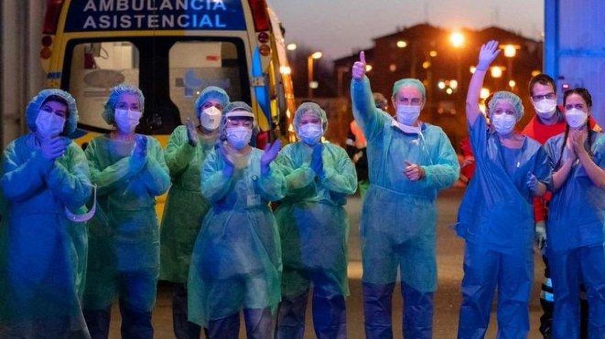 Italie: centenaire et guéri du coronavirus