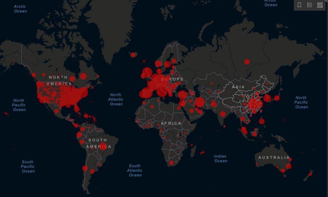 Coronavirus: New York appelle tous les personnels médicaux à la mobilisation