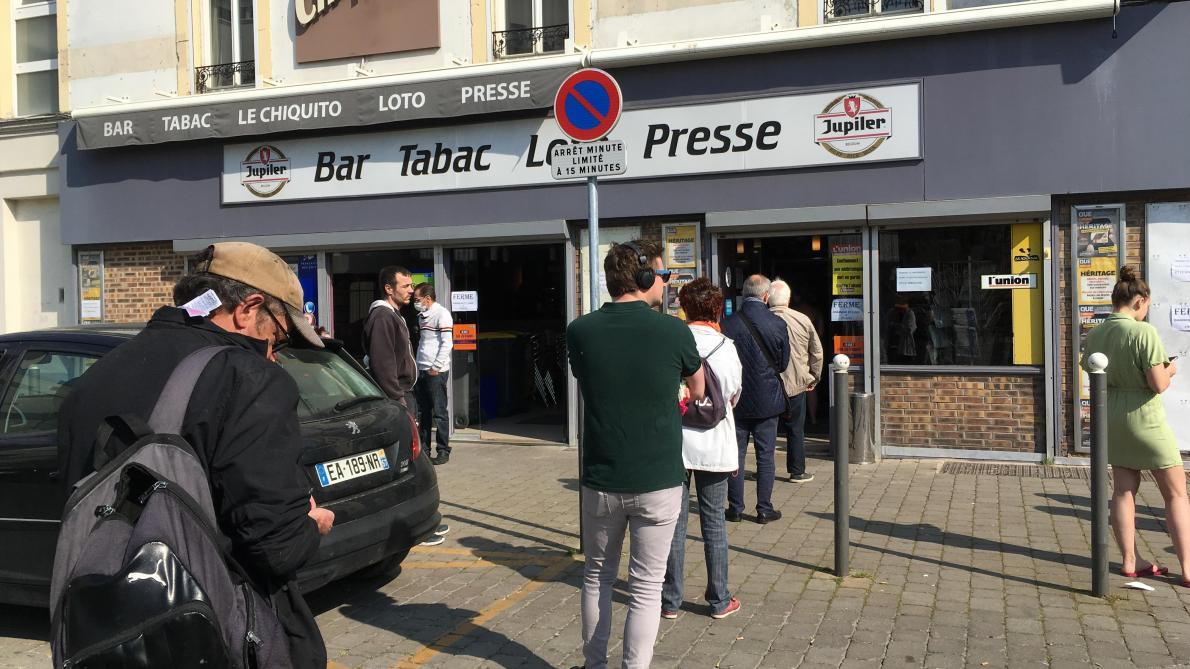 Moins 50 A 70 Ventes En Chute Libre Chez Des Buralistes De Reims