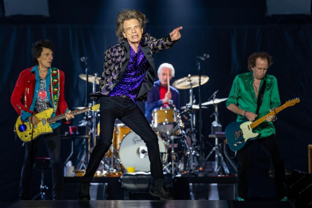 Un nouveau morceau par surprise — The Rolling Stones