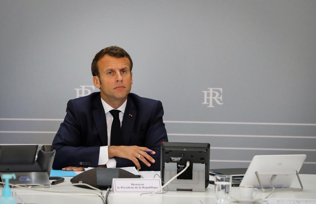 Emmanuel Macron Dement Toute Dissension Avec Edouard Philippe