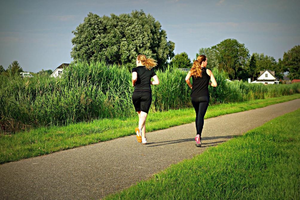 Il faudra désormais dix mètres entre deux joggeurs.