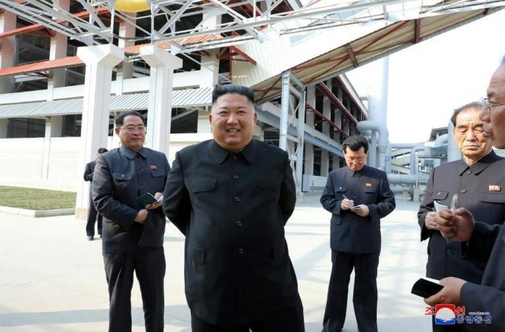 Corée du Nord : Kim Jong-un n'aurait pas été opéré, selon Séoul