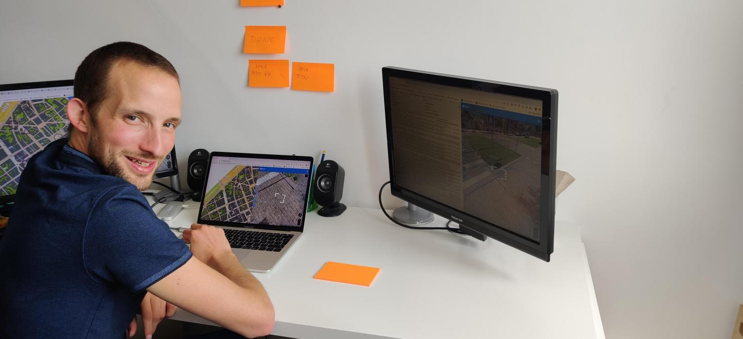 Course D Orientation Virtuelle Dans Les Rues De Reims