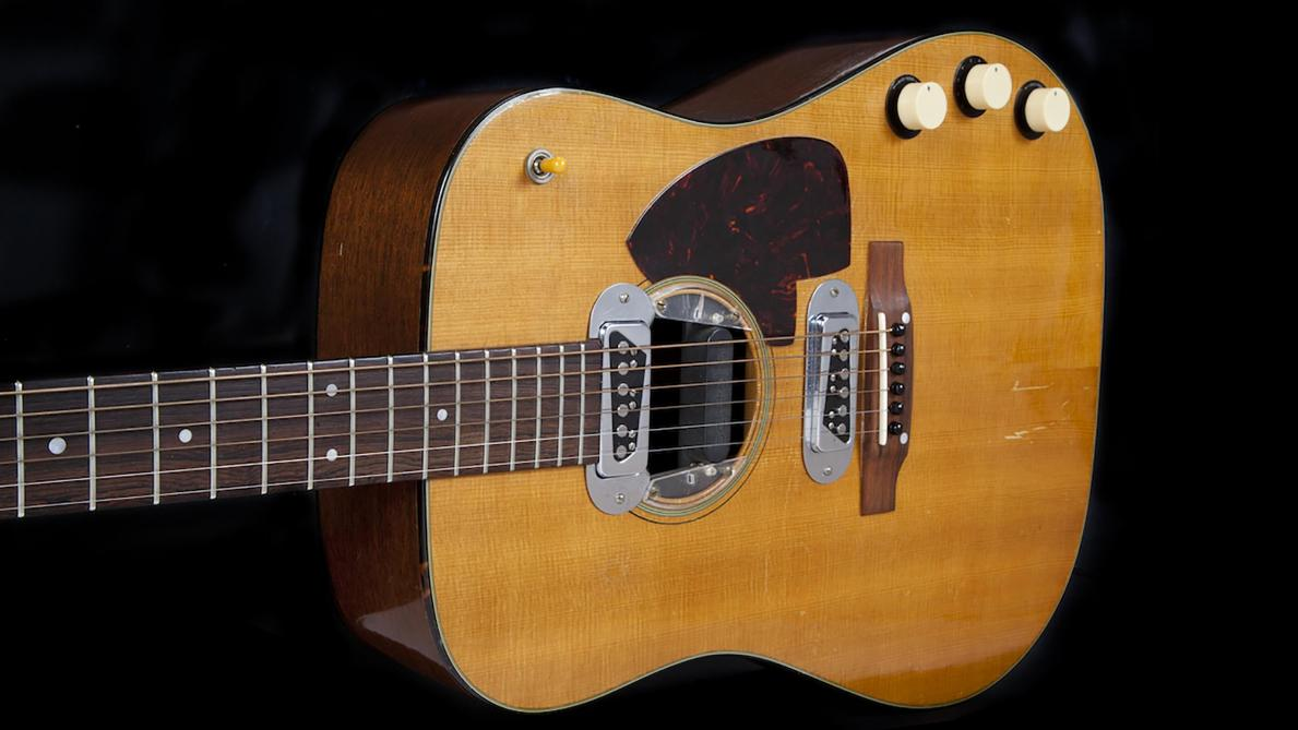 La guitare de l'