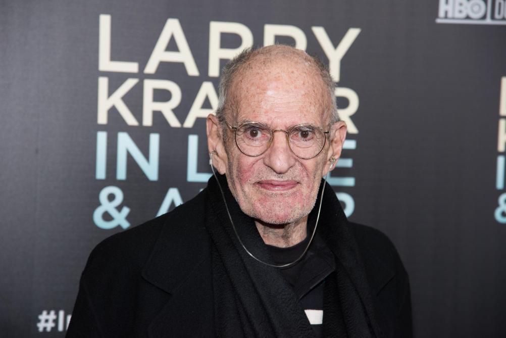 Militantisme Mort du dramaturge Larry Kramer, fondateur d'Act up