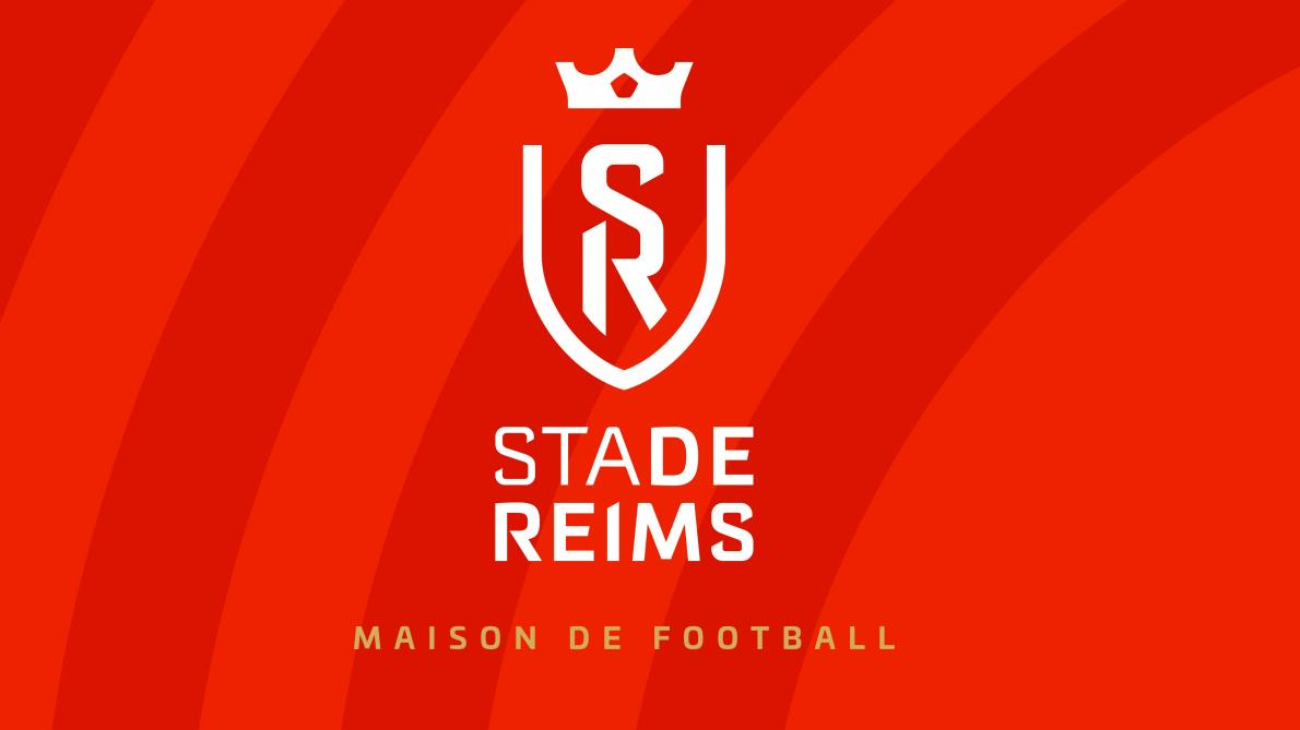 Video Le Stade De Reims Devoile Son Nouveau Logo