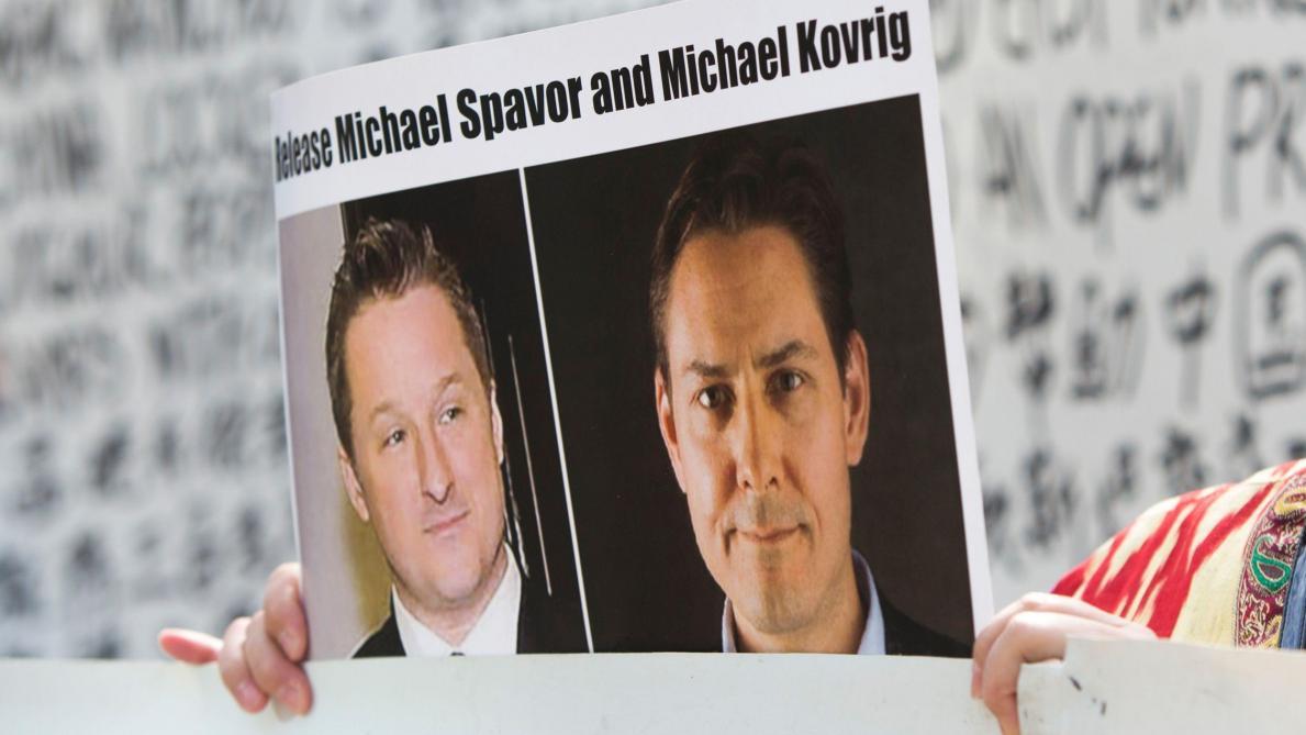 Deux Canadiens inculpés d'espionnage, en pleine crise avec Ottawa — Chine