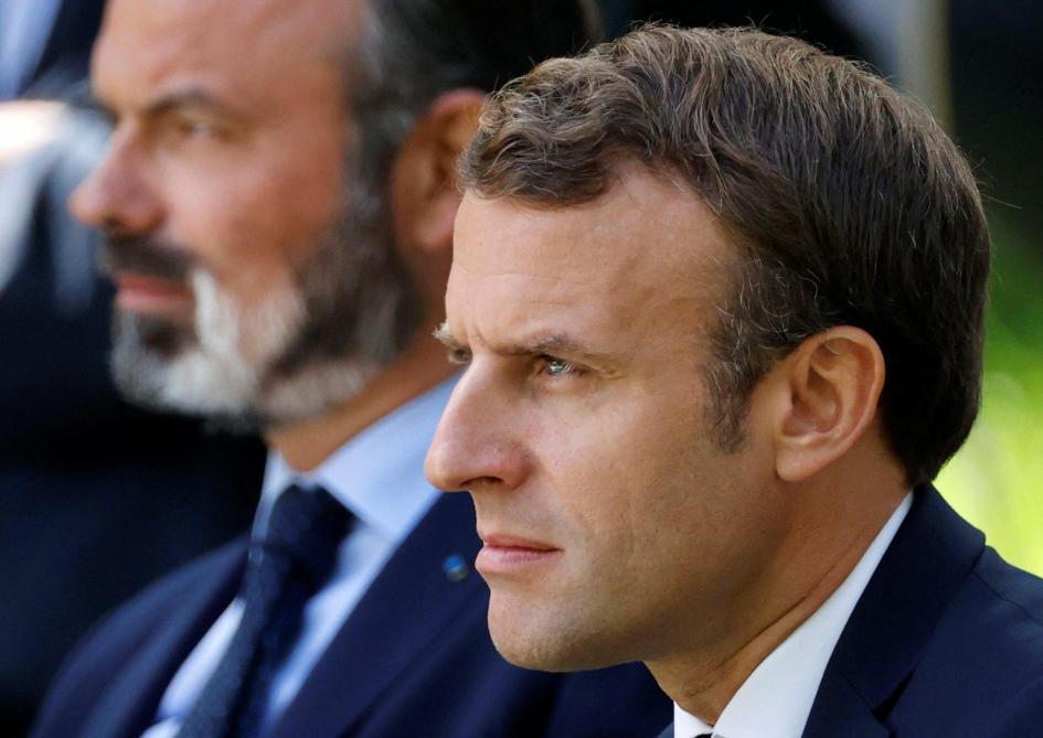 Macron prêt à recourir au référendum en 2021 — Convention climat