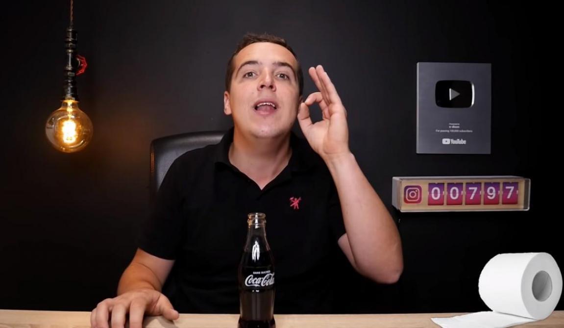 Le youtubeur Maxence Cappelle (E-Dison) est mort à 28 ans