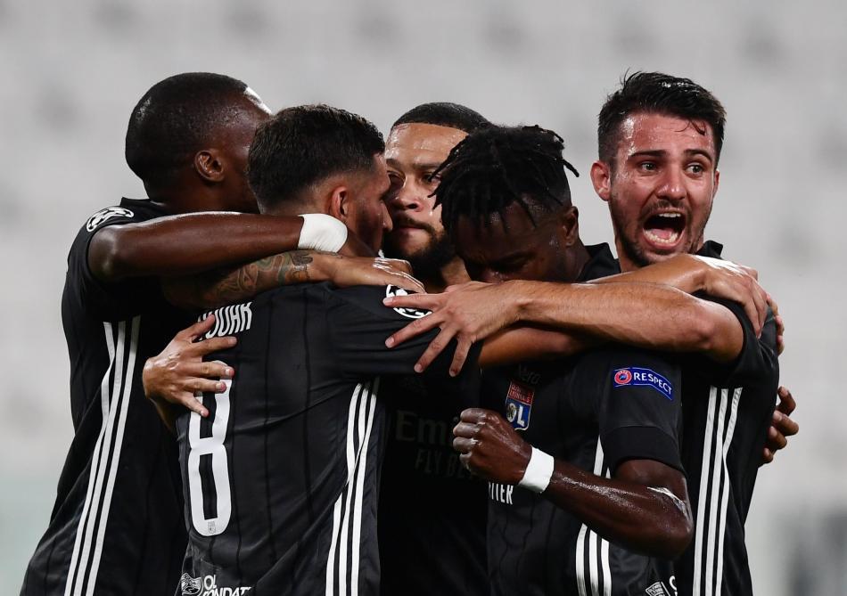 Lyon réussit l'exploit face à la Juve et se hisse en quarts de la ...