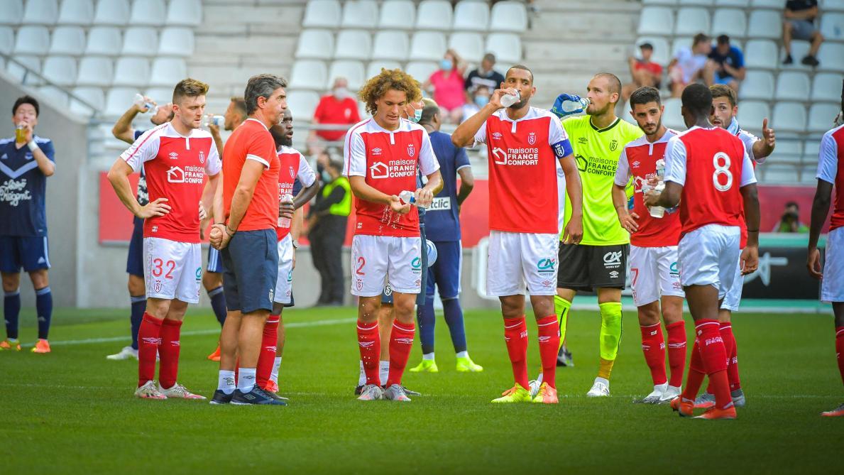 L1 : Monaco-Reims, les compos