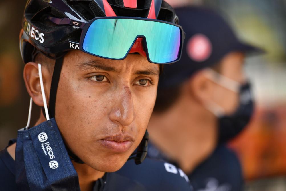 Pogacar remporte la 15e étape au Grand Colombier, Bernal et Quintana grands battus — TDF