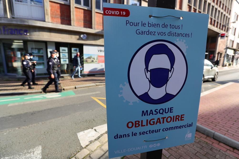 Covid 19 Quatre Nouvelles Villes En Zone D Alerte Maximale Ce Samedi En France Et Restrictions