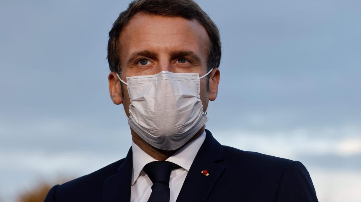 Macron dit comprendre que les caricatures puissent