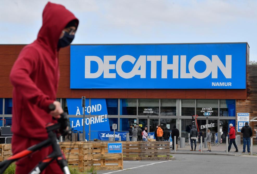 Decathlon boycotte CNews et retire ses publicités — Discours de haine