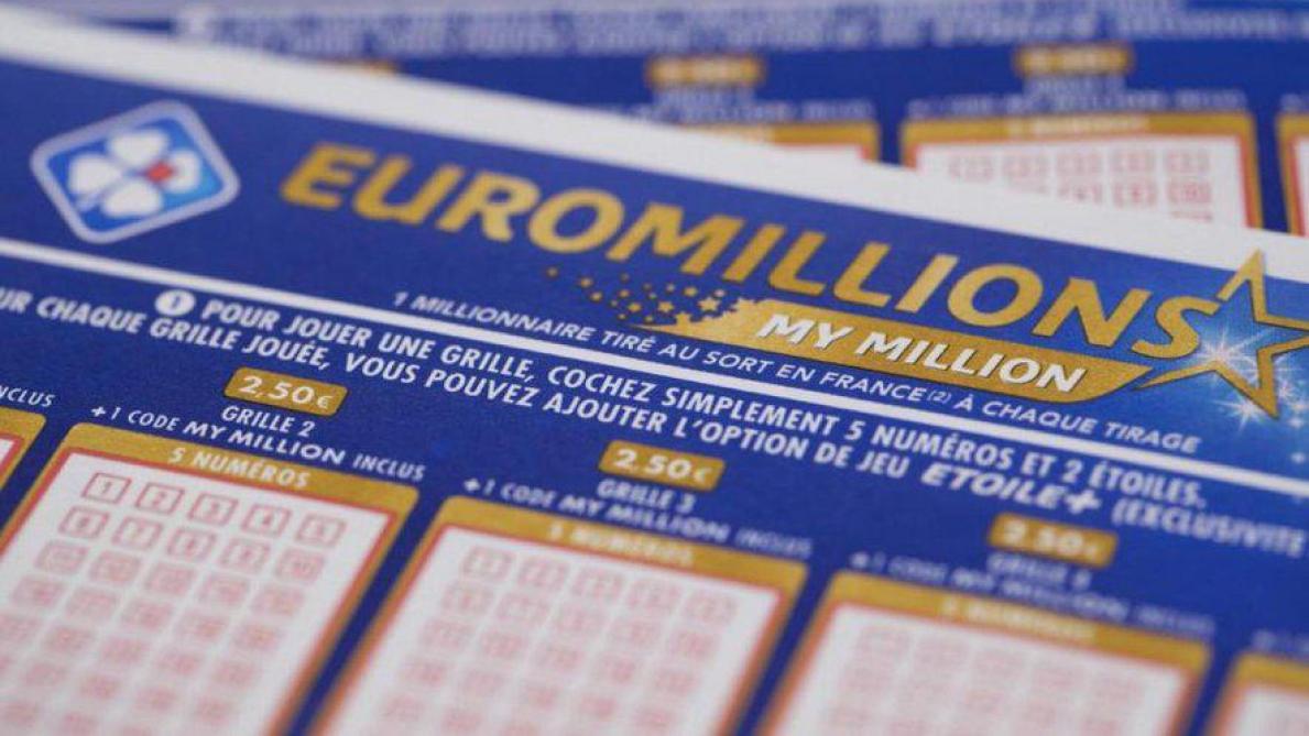 Toujours pas de gagnant pour le jackpot de 200 millions d'euros — EuroMillions
