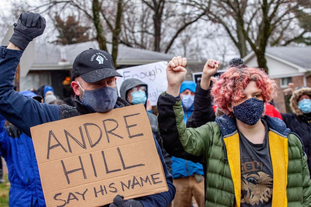 Andre Hill, un homme noir non armé, tué par un policier aux Etats-Unis