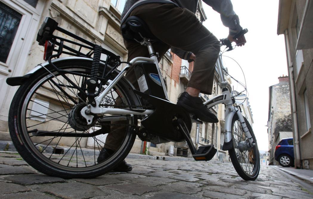 Un marquage obligatoire pour lutter contre le vol — Vélo
