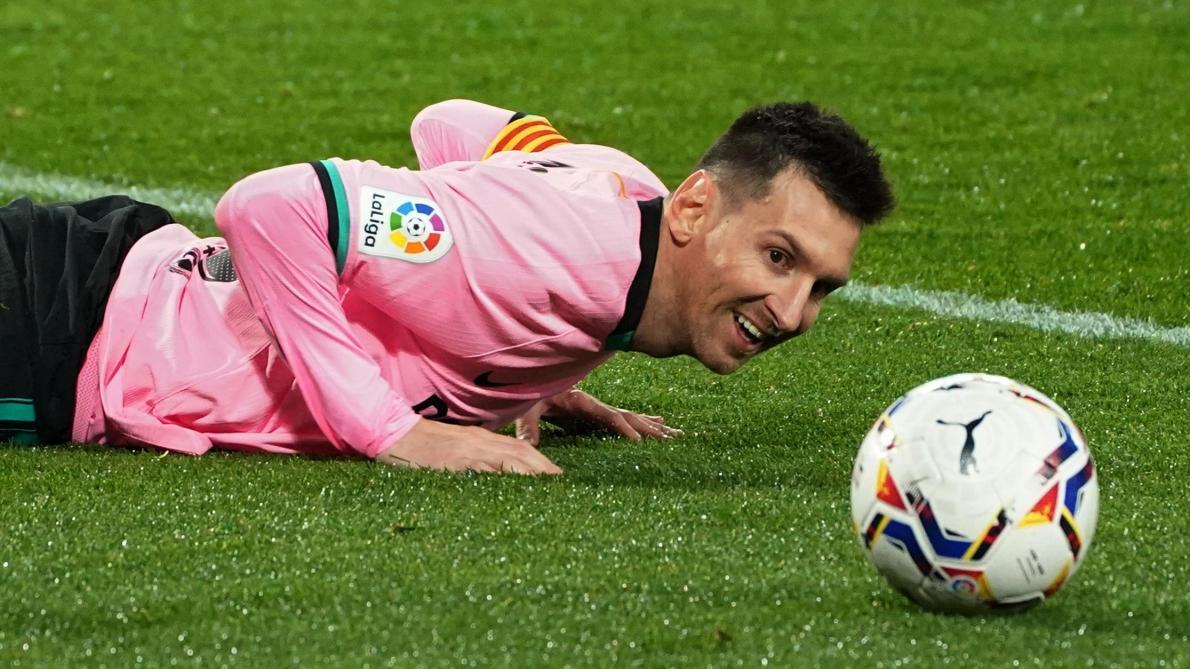 PSG, Neymar, Koeman, Lionel Messi vide son sac — Barça