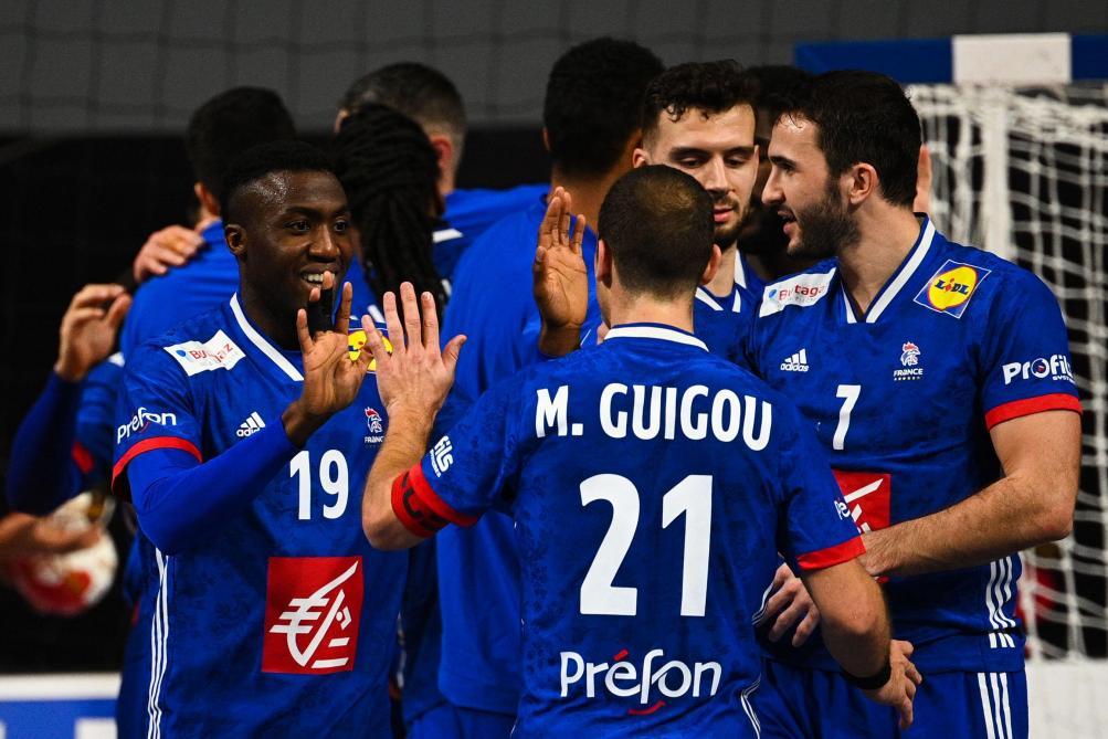 L'équipe de France bat la Suisse à l'arrachée — Mondial de handball