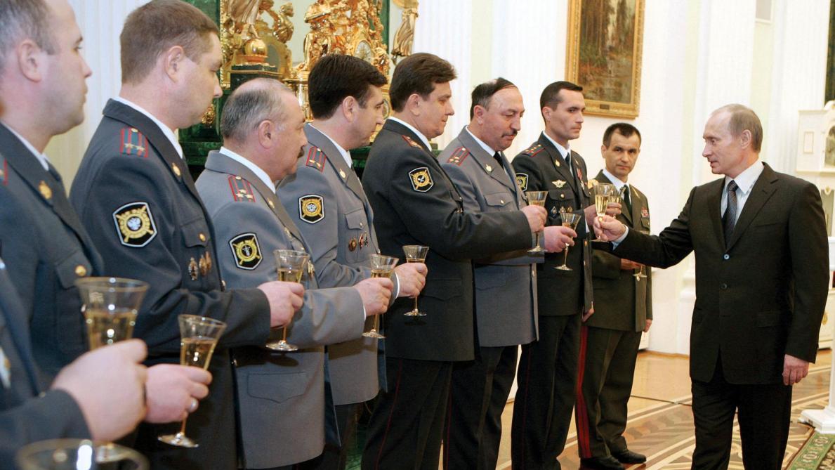 Champagne : Poutine lance la guerre des bulles
